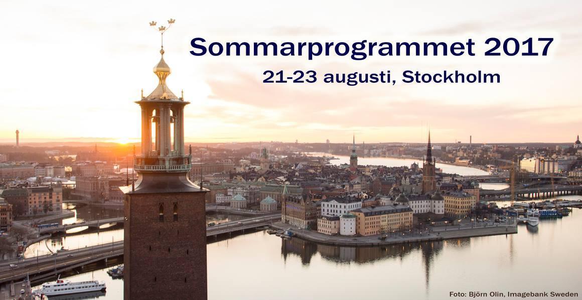 AKTIVITET: Svenska Klubbens medlemmar är hjärtligt välkomna till Svenskar i Världens Sommarprogram2017!