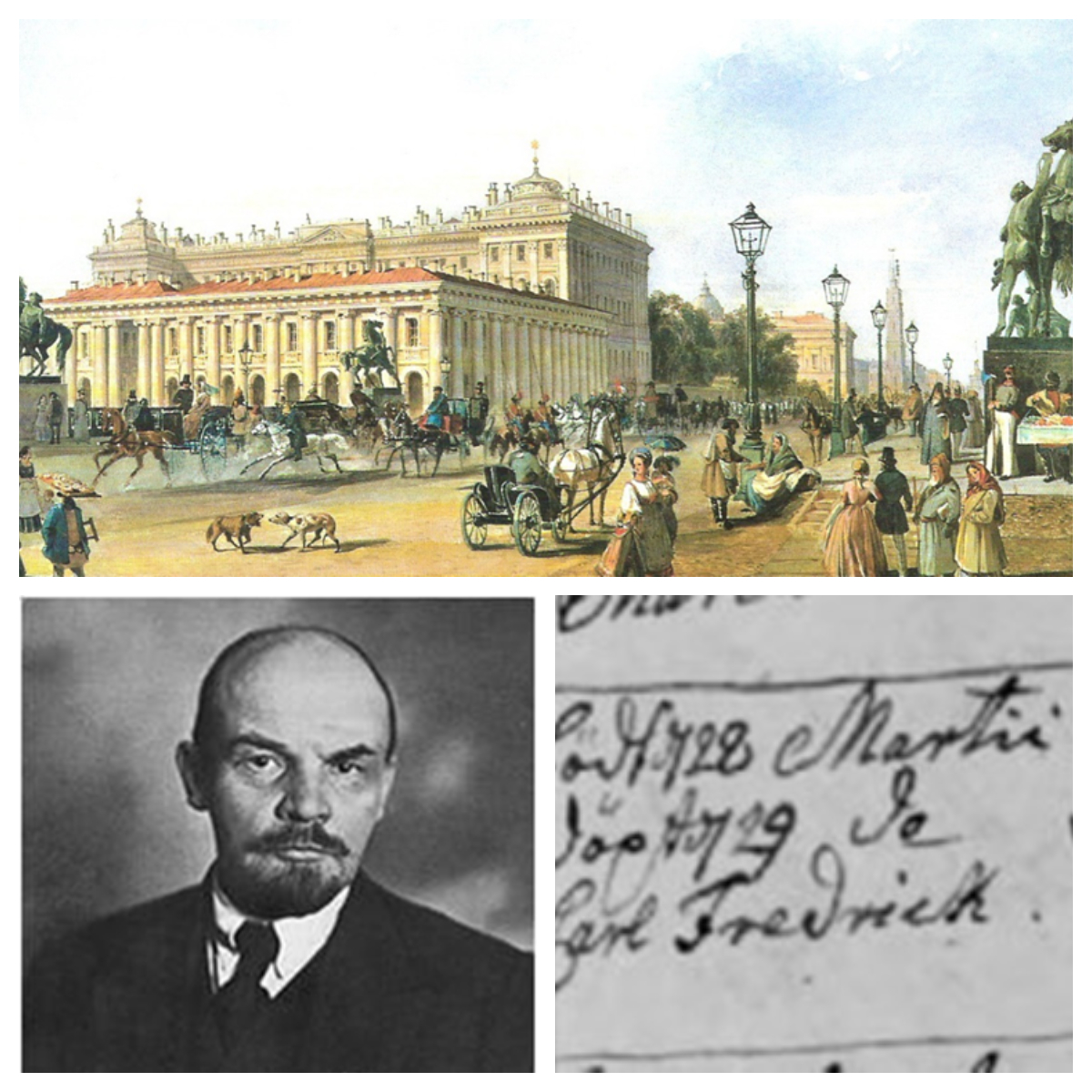 AKTIVITET: After Work: Christian Juliusson om Lenins svenskaanor